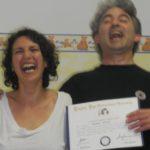Leader di Yoga della Risata – Testimonianze – Andrea Pensini