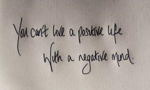 Vita positiva, mente positiva
