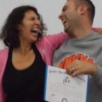 Leader di Yoga della Risata – Testimonianze – Andrea Migliorelli
