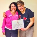 Leader di Yoga della Risata – testimonianze -Maria Camilla dell'Olio