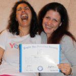 Leader di Yoga della Risata – Testimonianze – Alessia Carradori