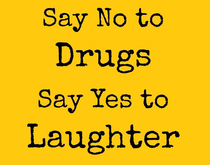 Yoga della Risata  – Come la risata aiuta in caso di dipendenza e abuso di sostanze