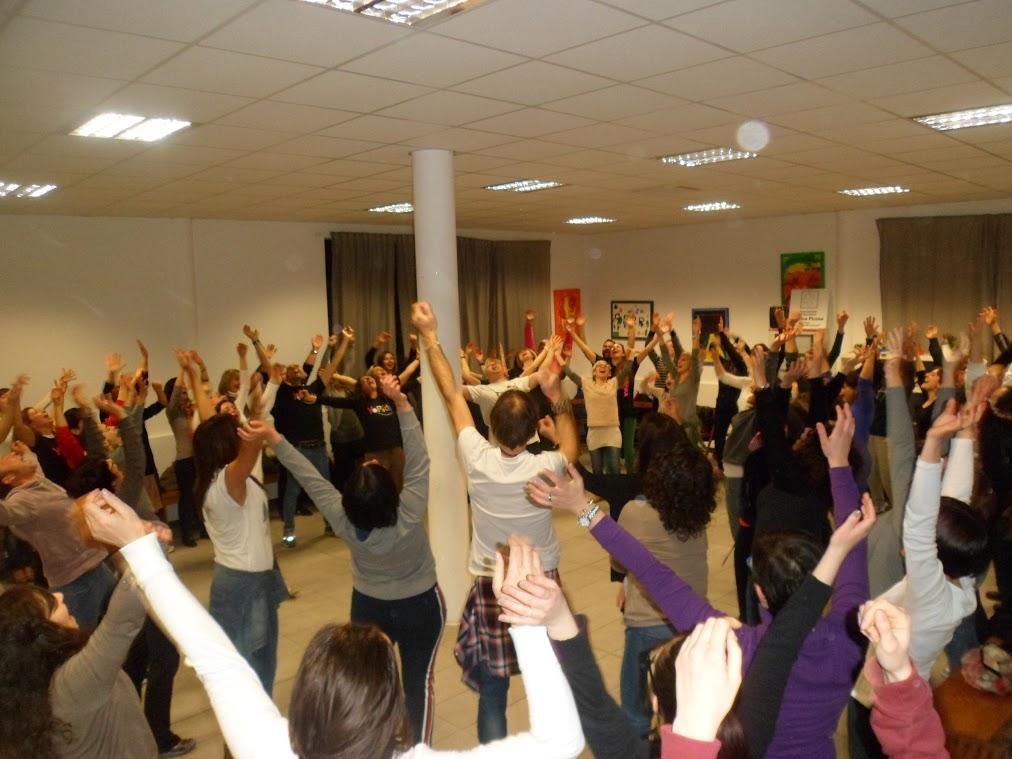 Da risata spintanea a risata spontanea: i segreti per una sessione di Yoga della Risata di successo – parte seconda