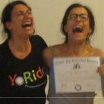 Leader di Yoga della Risata – Testimonianze – Lucia Berdini