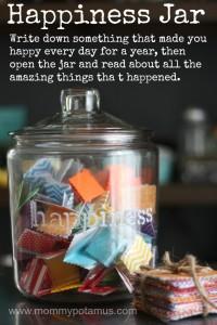 Vaso della felicità - happiness-jar