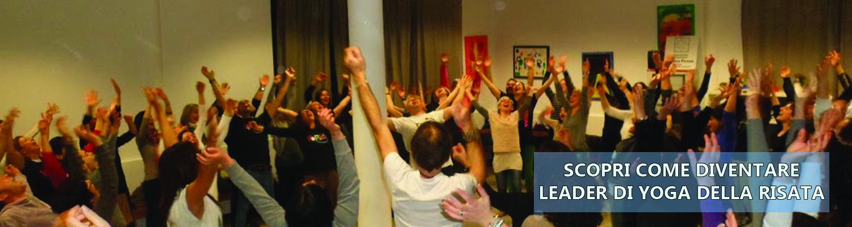 certificazione leader yoga della risata lara lucaccioni