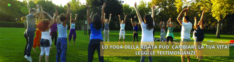 yoga della risata lara lucaccioni