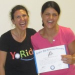 Leader di Yoga della Risata – Testimonianze – Moira Bravi