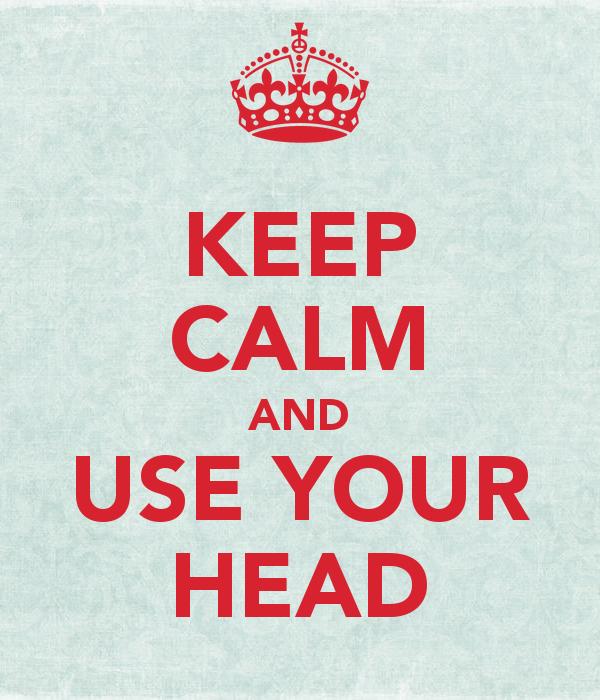 Come posso ridere di più? 9 consigli per portare più risate nella tua vita – 5 – Usa la testa