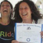 Leader di Yoga della Risata – Testimonianze – Katiuscia Piccioni