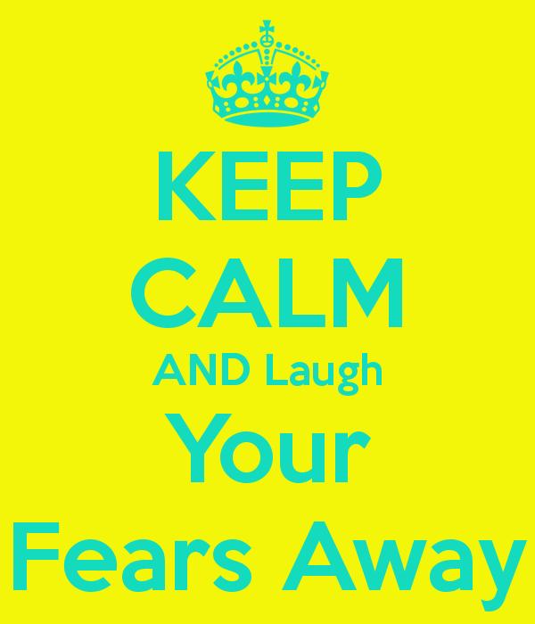 Yoga della Risata – Come posso ridere di più? 9 consigli per portare più risate nella tua vita – 9 – Ridi delle tue paure