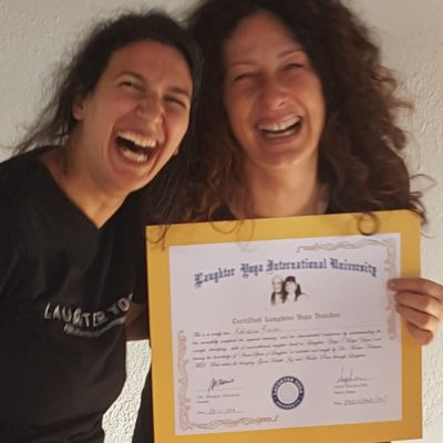 Teacher training di Yoga della Risata – Testimonianze – Katiuscia Piccioni