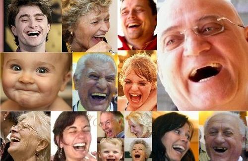 ridere come pratica