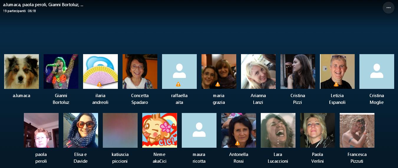 Club della Risata su Skype