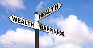 felicità e salute