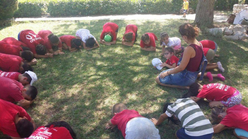 Yoga della Risata coi bambini