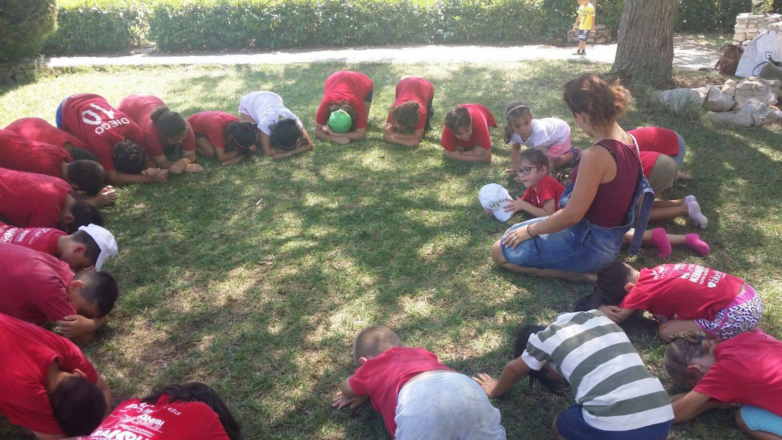 Lo Yoga della Risata coi bambini – Il ritmo