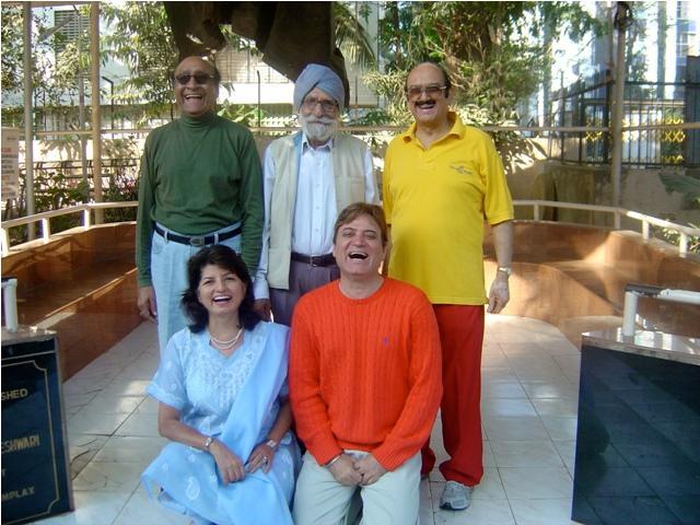 13 marzo 1995 - nascita dello Yoga della Risata