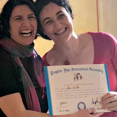 Yoga della Risata Leader Training – Testimonianze – Lara Ghiotto