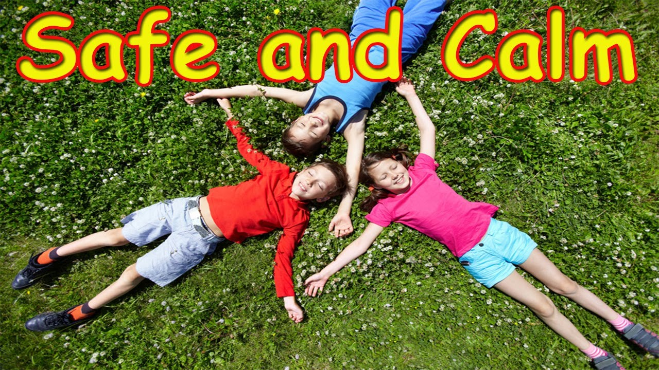 Yoga della Risata e bambini – il rilassamento