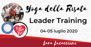 Corso di Certificazione internazionale a Leader di Yoga della Risata – 30-31 Maggio 2020 @ Zoom | Roma | Lazio | Italia