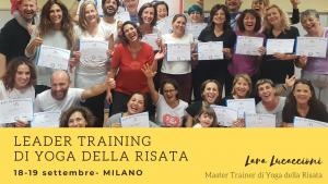 MILANO Corso di Certificazione internazionale a Leader di Yoga della Risata – 18-19 SETTEMBRE @ MILANO | Roma | Lazio | Italia