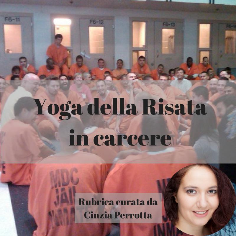 Yoga della Risata in carcere
