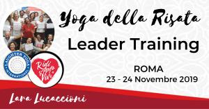 Roma – Corso di Certificazione internazionale a Leader di Yoga della Risata – 23 - 24 Novembre 2019 @ Altro spazio | Roma | Lazio | Italia