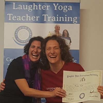 Yoga della Risata Teacher Training – Storie di cambiamento – Michela Ceretti