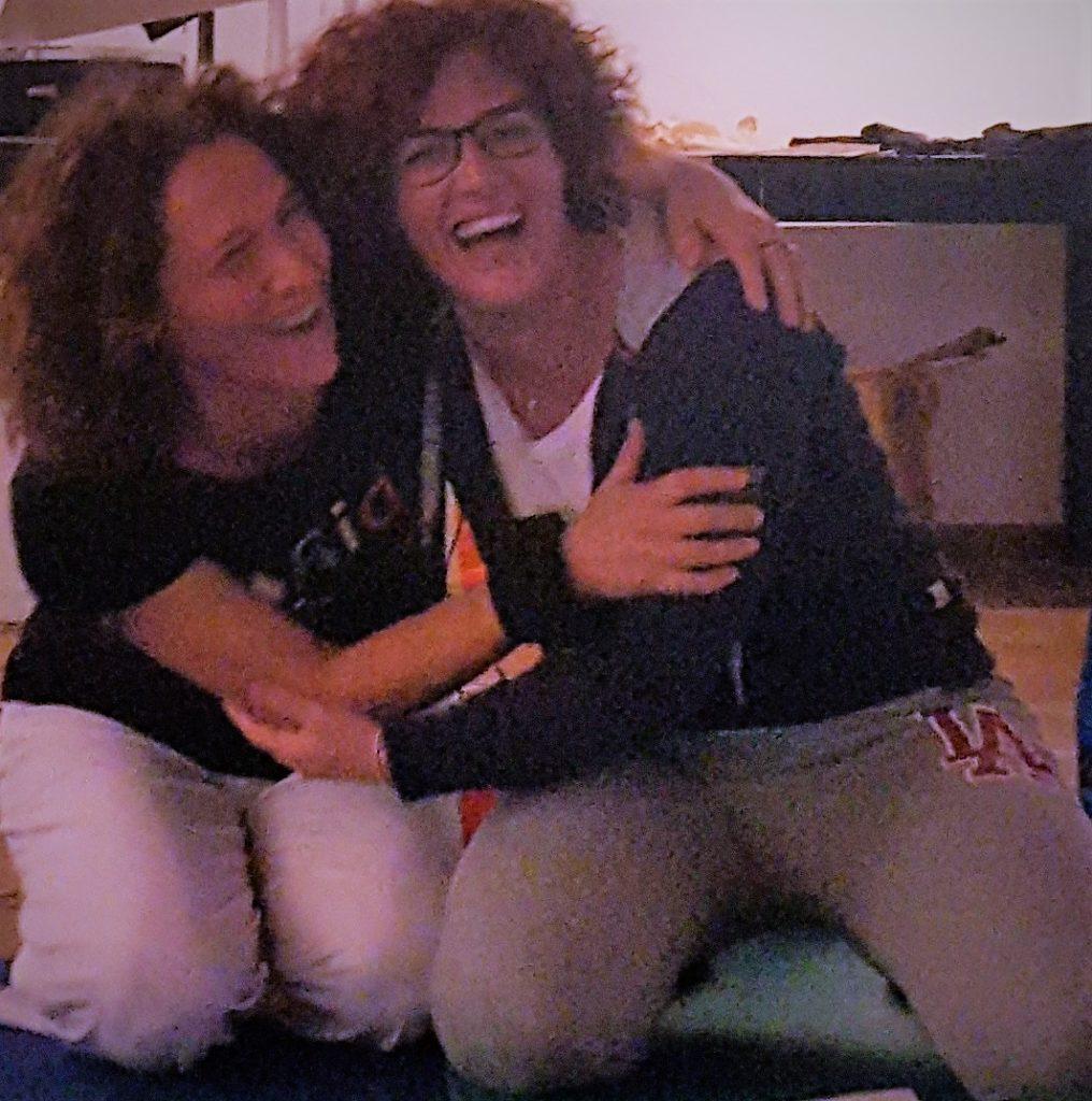 Michela e Simona