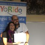 Yoga della risata Leader Training – Storie di cambiamento – Giovanni Simonetti