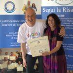 Yoga della Risata Teacher Training – Storie di cambiamento – Andrea Magnabosco