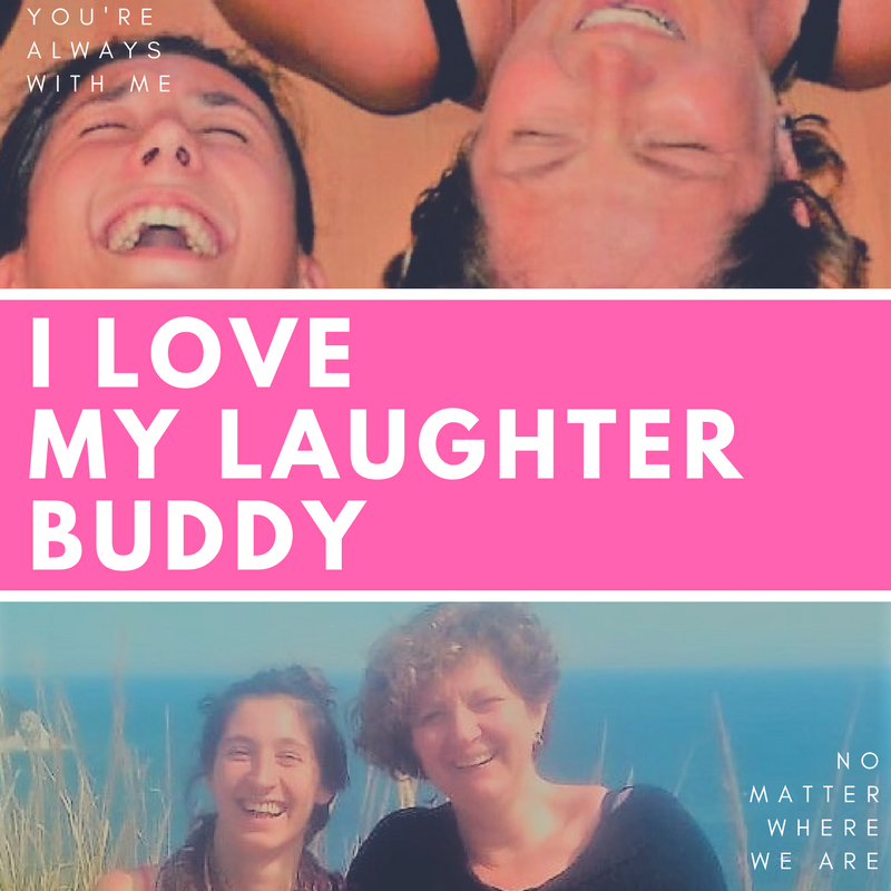 I love my laughter buddy (2)