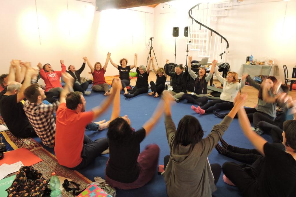 Teacher Training di Yoga della Risata