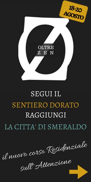 OZ - Oltre Zen, con Matteo Ficara