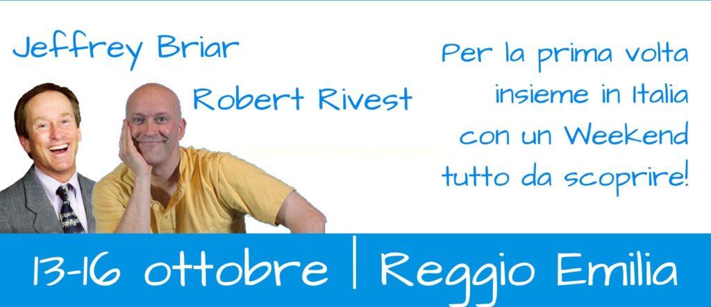 American Weekend - Robert Rivest & Jeffrey Briar in Italy @ Tenuta Santo Stefano | Emilia-Romagna | Italia