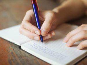 scrivere gli obiettivi