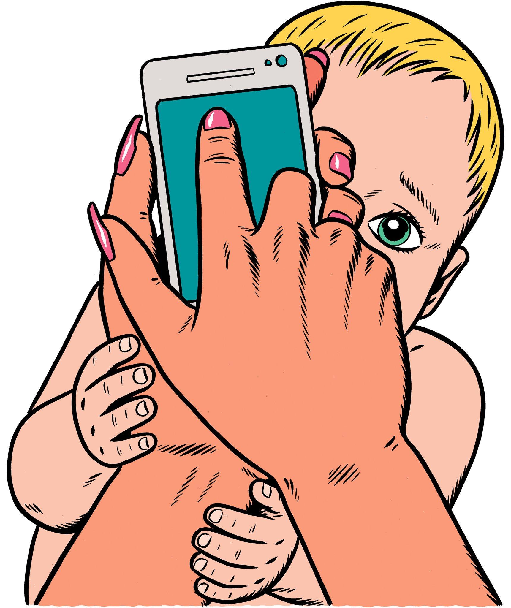 telefono vs cuore