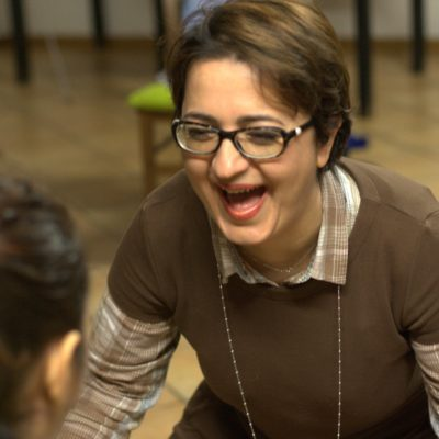 Yoga della risata Teacher Training – Storie di cambiamento – Marinuccia Calò