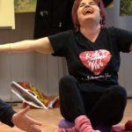 Yoga della Risata: il diario dei 40 giorni di sfida e oltre di Antonella Sancius