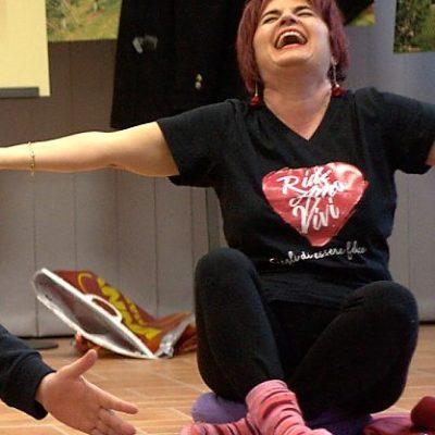 Yoga della risata – Teacher Training – Storie di cambiamento – Antonella Sancius