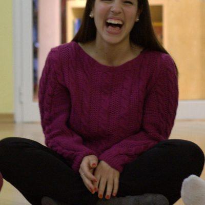 Yoga della Risata Leader Training – Storie di cambiamento – Federica Mancinelli