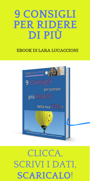 eBook 9 modi per ridere di più