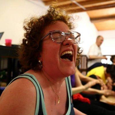 Yoga della risata – Teacher Training – Storie di cambiamento – Alessandra Sfoggia