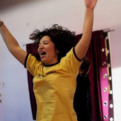 Congresso di Yoga della Risata – I relatori – Intervista a Erika Nadia Suriano