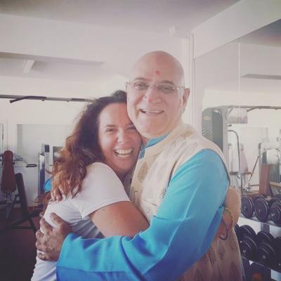Congresso di Yoga della Risata – I relatori – Intervista a Angela Signorile