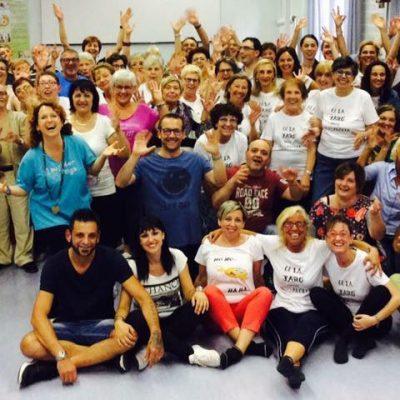 Congresso di Yoga della Risata – I relatori – Intervista doppia a Elisabetta Grosso e Vittorio Fusco