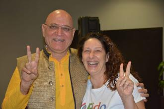 Congresso di Yoga della Risata – I relatori – Intervista a Katiuscia Piccioni