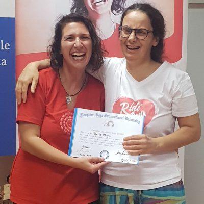 Yoga della Risata Leader Training – Storie di cambiamento – Ilaria Magni