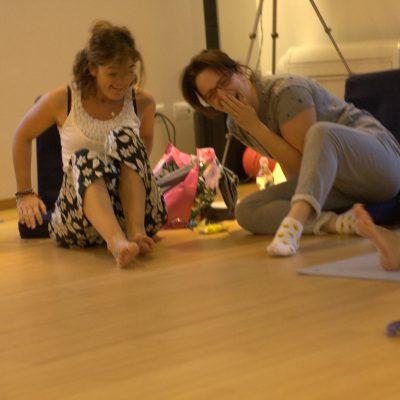 Yoga della risata – Teacher Training – Storie di cambiamento – Elena Tartabini